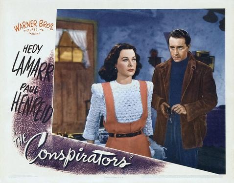 poster The Conspirators (1944)