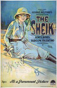 poster The Sheik (1921)