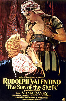 poster The Son of the Sheik (1926)
