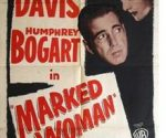 poster Marked Woman (1937)