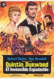 poster Quentin Durward (1955)