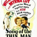poster Song of the Thin Man (1947)