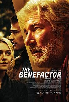 poster The Benefactor (2015)