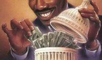 poster The Distinguished Gentleman (1992)