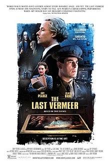 poster The Last Vermeer (2019)