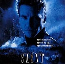 poster The Saint (1997)