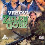 poster Vrhovi Zelengore AKA The Peaks of Zelengore (1976)