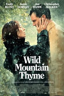 poster Wild Mountain Thyme (2020)