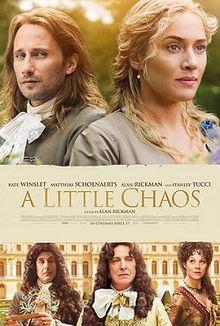 poster A Little Chaos (2014)