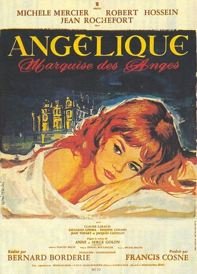 poster Angelique, marquise des anges (1964) 2