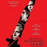 poster Beyond a Reasonable Doubt (2009)