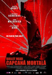 poster Bullet Head (2017)
