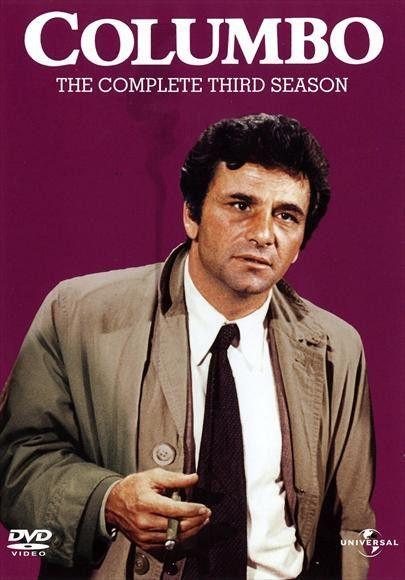 poster Columbo Mind Over Mayhem (1974)