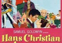 poster Hans Christian Andersen (1952)
