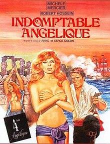 poster Indomptable Angelique (1967)