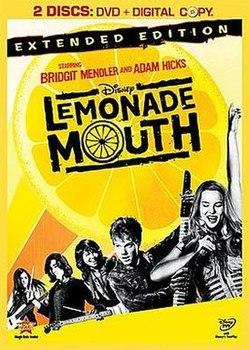 poster Lemonade Mouth (2011)