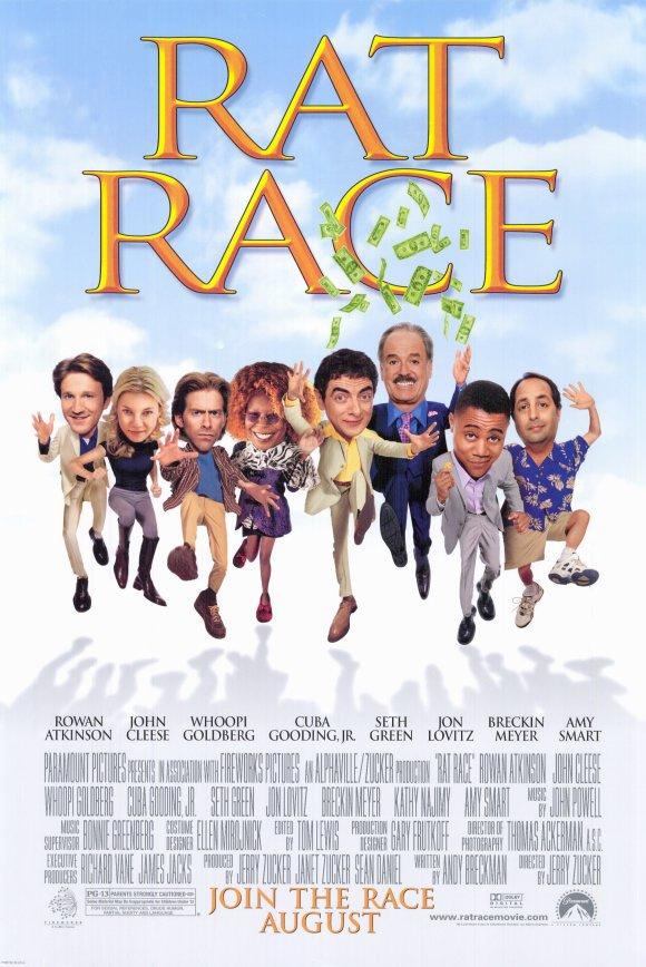 poster Rat Race (2001)