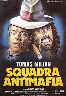 poster Squadra antimafia (1978)