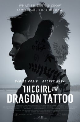 poster The Girl with the Dragon Tattoo (2011)