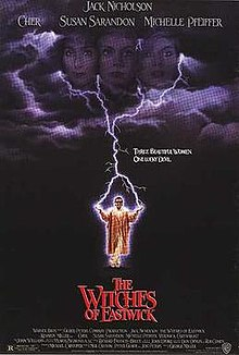 poster The Witches of Eastwick (1987)