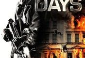 poster 6 Days (2017)