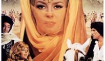 poster Angelique et le sultan (1968)