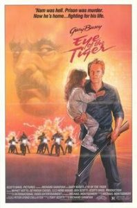 poster Eye of the Tiger (1986)