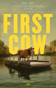 poster First Cow (2019)