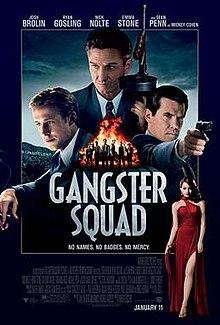 poster Gangster Squad (2013)
