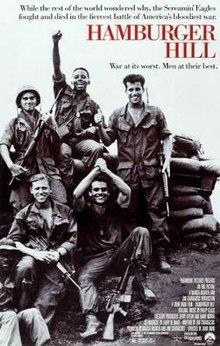 poster Hamburger Hill (1987)