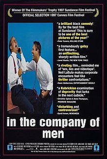 poster In the Company of Men (1997)