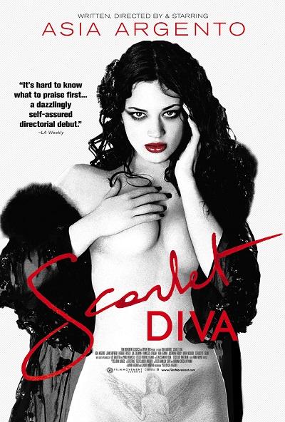 poster Scarlet Diva (2000)