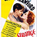 poster Strange Cargo (1940)
