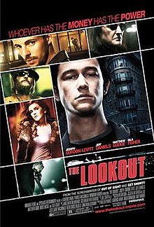 poster The Lookout (2007)