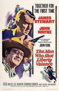 poster The Man Who Shot Liberty Valance (1962)