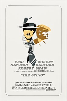 poster The Sting (1973)