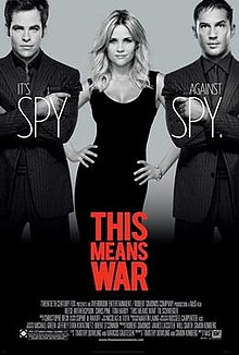 poster This Means War (2012)poster This Means War (2012)