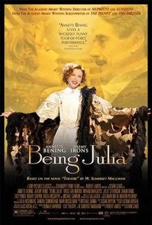 poster Being Julia (2004)