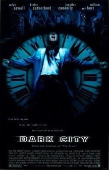 poster Dark City (1998)