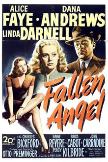 poster Fallen Angel (1945)