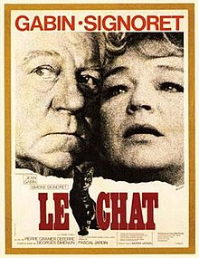 poster Le chat (1971)