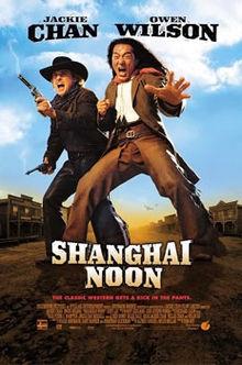 poster Shanghai Noon (2000)