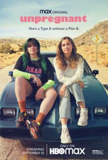 poster Unpregnant (2020)