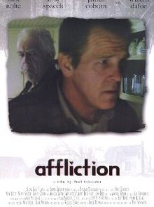 poster Affliction (1997)