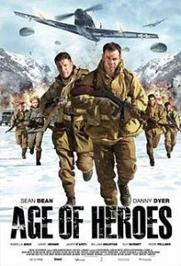poster Age of Heroes (2011)