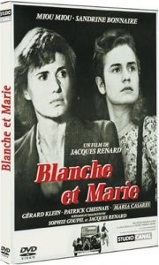 poster Blanche et Marie (1985)