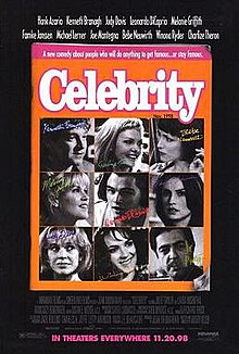 poster Celebrity (1998)
