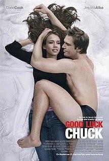poster Good Luck Chuck (2007)