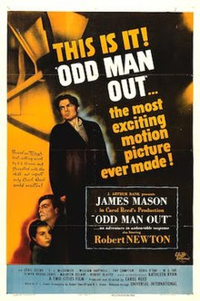 poster Odd Man Out (1947)
