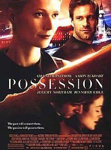 poster Possession (2002)